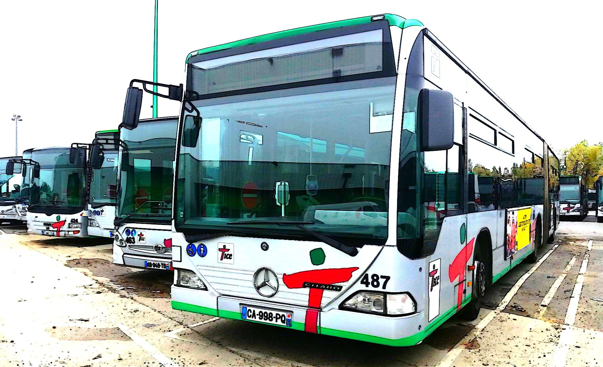 SORTIE USK CROQUIS « Entrepôt Bus » @ Entrepôt TICE –