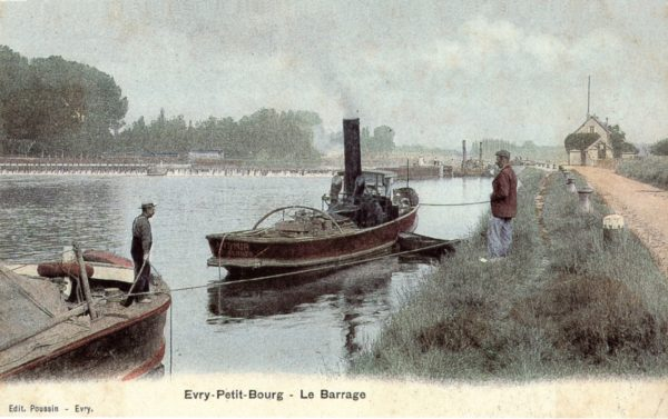 evry-barrage-carte-postale