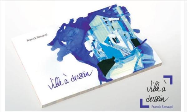 """EXPOSITION """"Ville à dessein"""" @ BIBLIOTHÈQUE Universitaire d'Evry"""