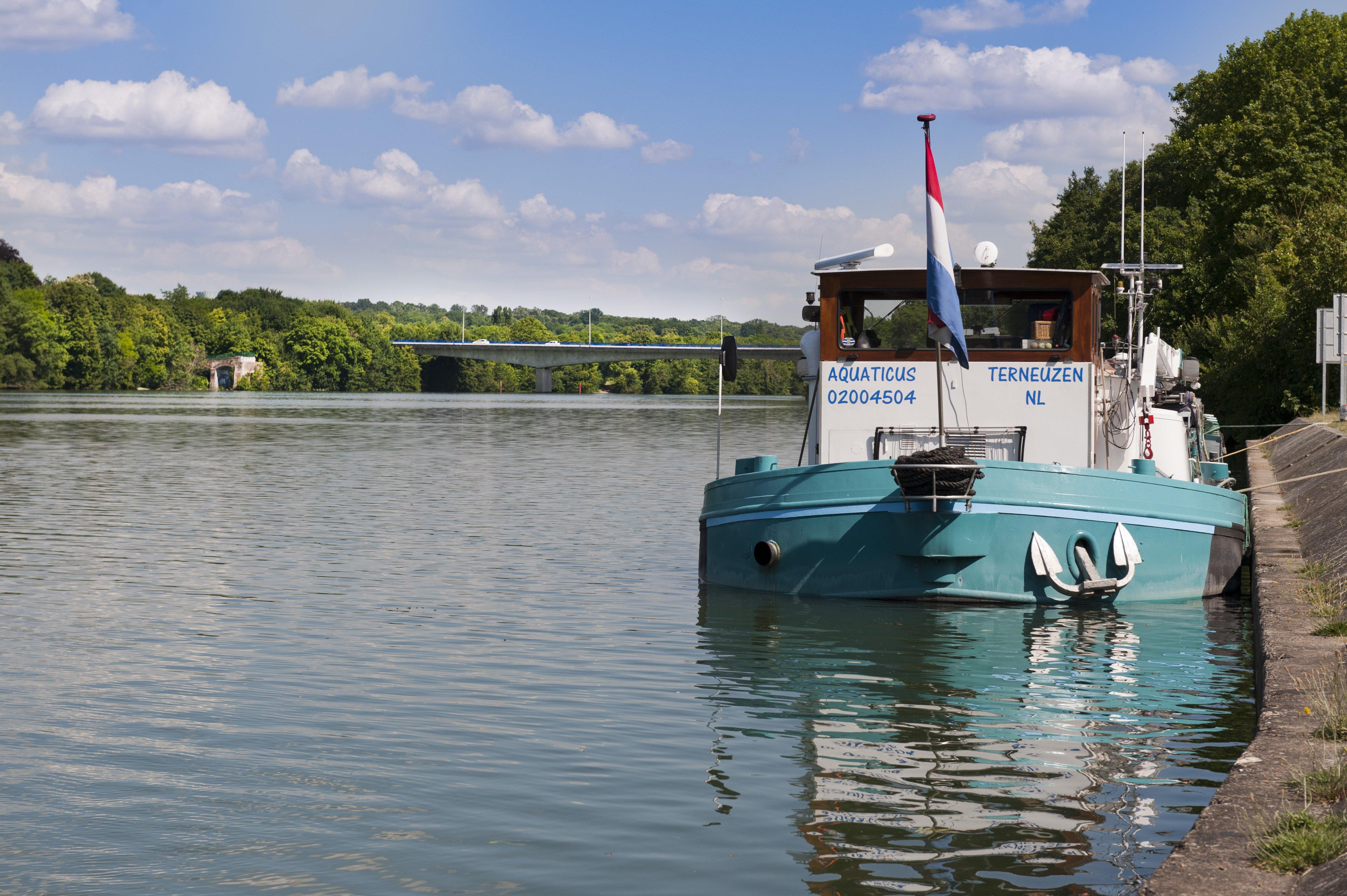 BALADE commentée en Péniche @ Balade au fil de l'eau Quai de Seine –