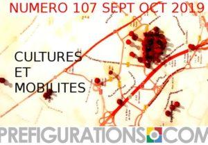 Revue Préfigurations n°107, Septembre -Octobre 2019