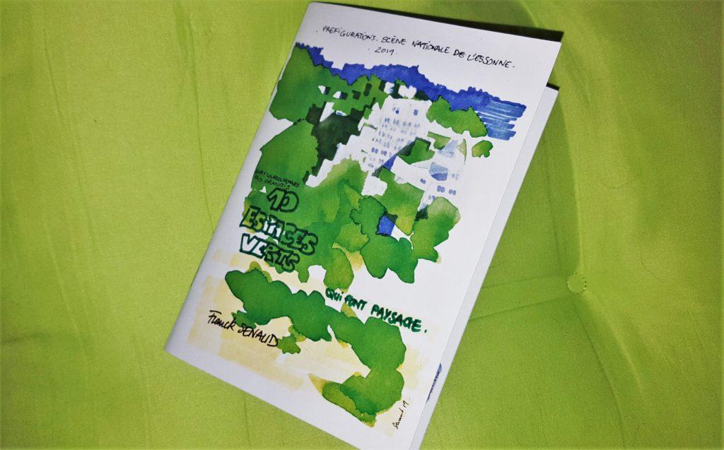 Publication Préfigurations : 10 ESPACES VERTS qui font paysage