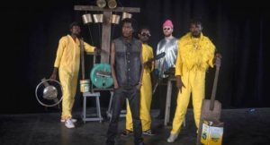 """Conférence CLIN D'OEIL """"La musique congolaise"""", Samedi 30 Novembre 2019"""