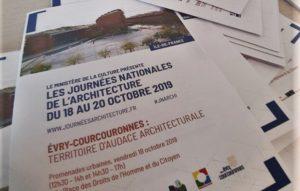VIE DE L'ASSO :  Visite Architecture à Evry en bus