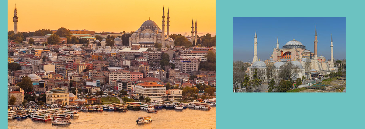 """CONFÉRENCE HDA """"De Byzance à Istanbul"""""""
