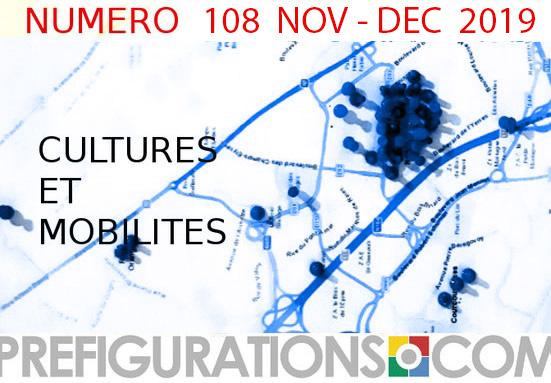 """La revue """"Culture et mobilités 2"""", Numéro 108 Novembre-décembre 2019"""