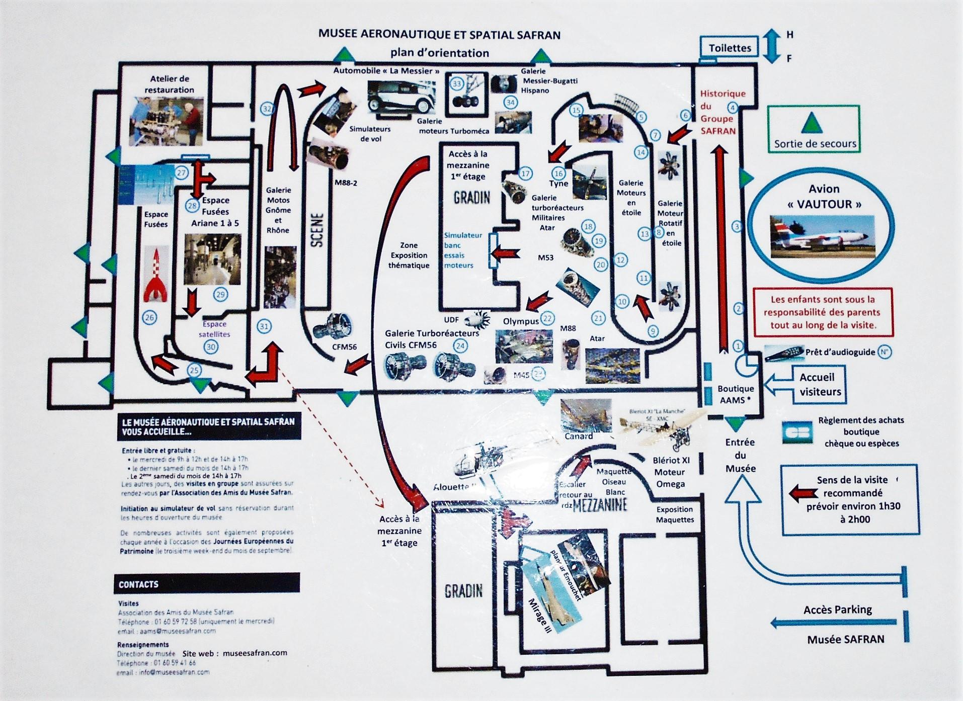 plan MUSEE-SAFRAN-2019