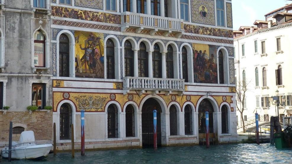 """CONFÉRENCE Histoire de l'Art """"Venise et l'Orient"""" @ Médiathèque Colette"""