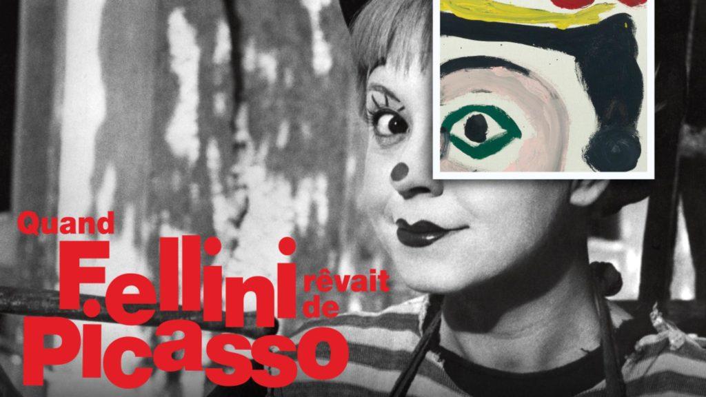 """CINÉ-PEINTURE """"Quand Fellini rêvait de PICASSO"""", Vendredi 24 janvier 2020"""