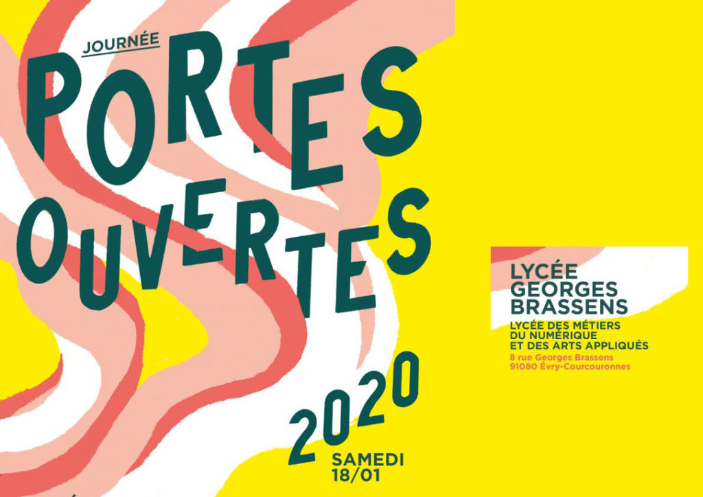 VIE DE L'ASSO : Portes OUVERTES au LYCÉE BRASSENS Evry et médiation PRÉFIGURATIONS