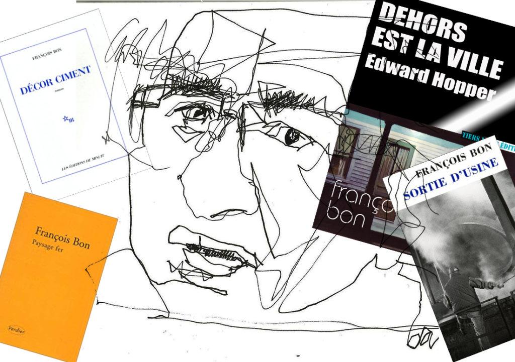 RÉSIDENCE François BON, début le Jeudi 23 janvier 2020