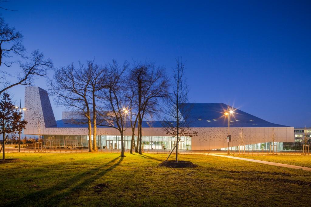 VISITE ARCHITECTURALE du Théâtre Sénart et RÉPÉTITION ouverte, Jeudi 20 Février 2020