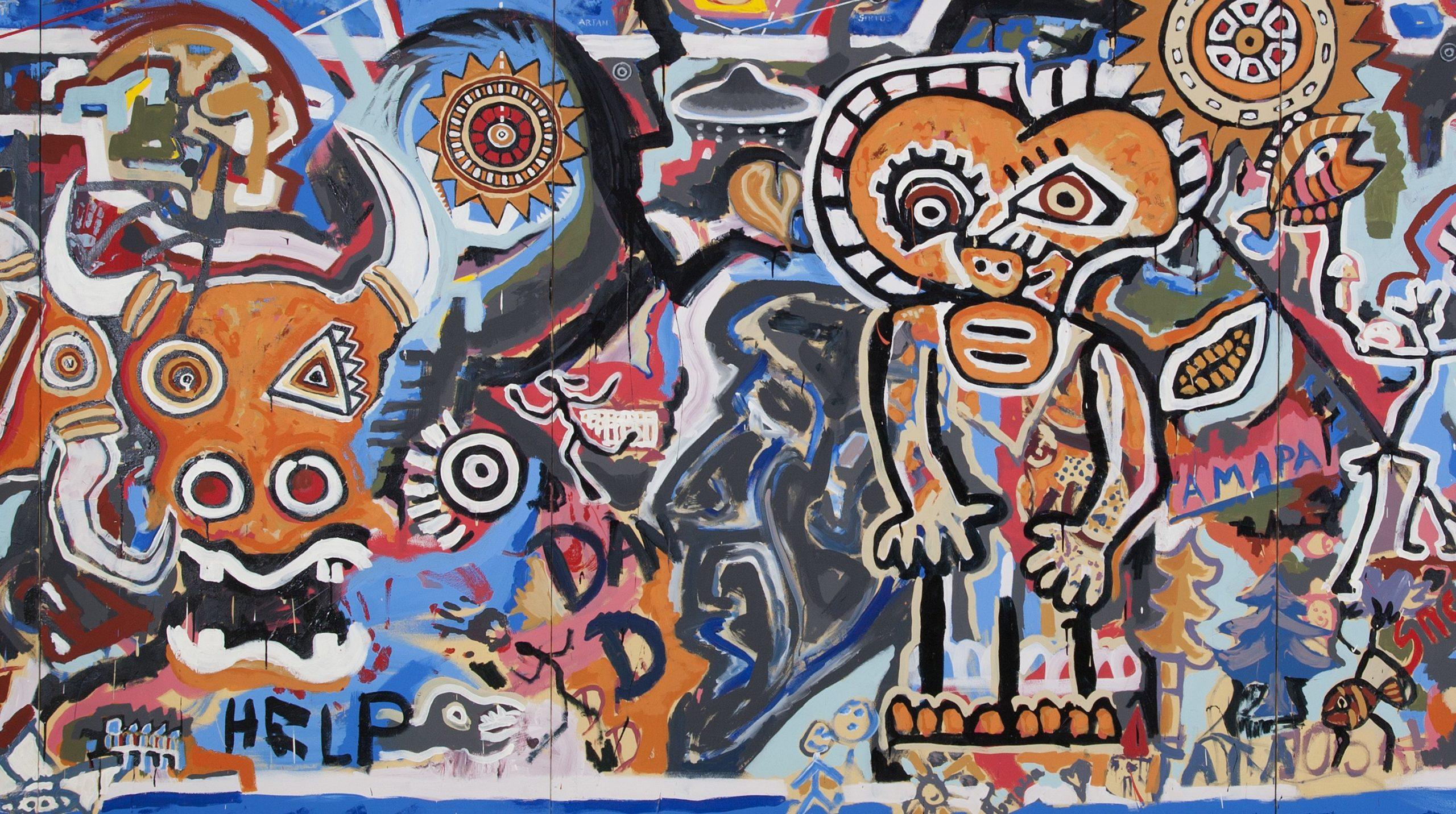 REPORTÉ - HDA : Un art « brut ». De l'art des fous à Artaud et Dubuffet @ Médiathèque Colette