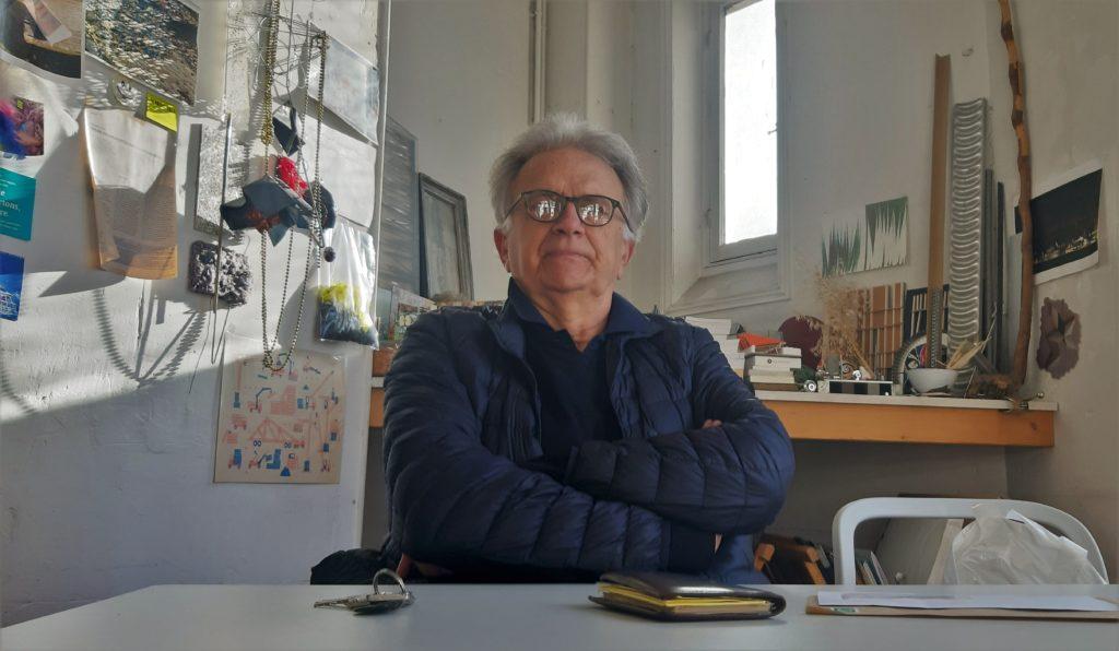 """Rencontre avec Patrick Bouchain """"Le territoire comme point de départ"""", Lundi 30 mars 2020"""