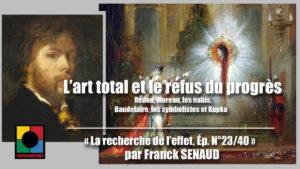 NOS VIDÉOS : HDA, ART MODERNE EN 40 ÉPISODES : LA RECHERCHE DE L'EFFET (Chapitre 5)