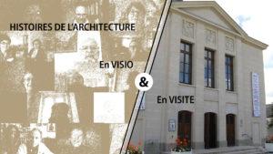 EN DIRECT EN LIGNE, 5 INTRODUCTIONS AUX HISTOIRES DE L'ARCHITECTURE : à partir du vendredi 5 Juin 2020