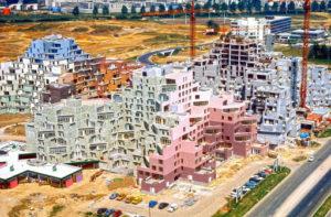 Sortie HISTOIRES DE L'ARCHITECTURE ⅘ : 1970  EVRY, Dimanche 28 juin 2020