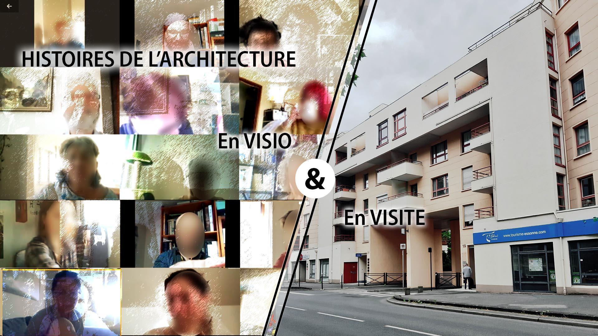 Conférence en ligne Histoire de l' ARCHITECTURE moderne @ En ligne te en direct