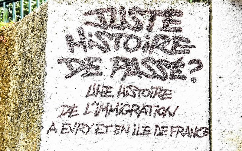 BALADES (différentes) de STREET ART, Evry-Courcouronnes @ Rv Place des Droits de l'Homme et du Citoyen, Evry