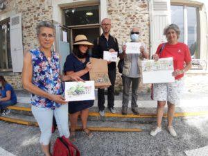 VIE DE L'ASSO : CROQUIS USK à  Lieusaint, Juillet 2020