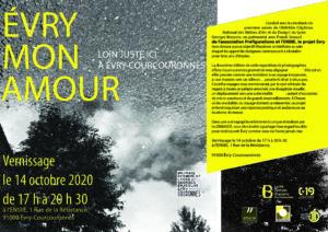 EXPO PHOTOS ET DESIGN «EVRY, mon amour», mercredi 14 octobre 2020