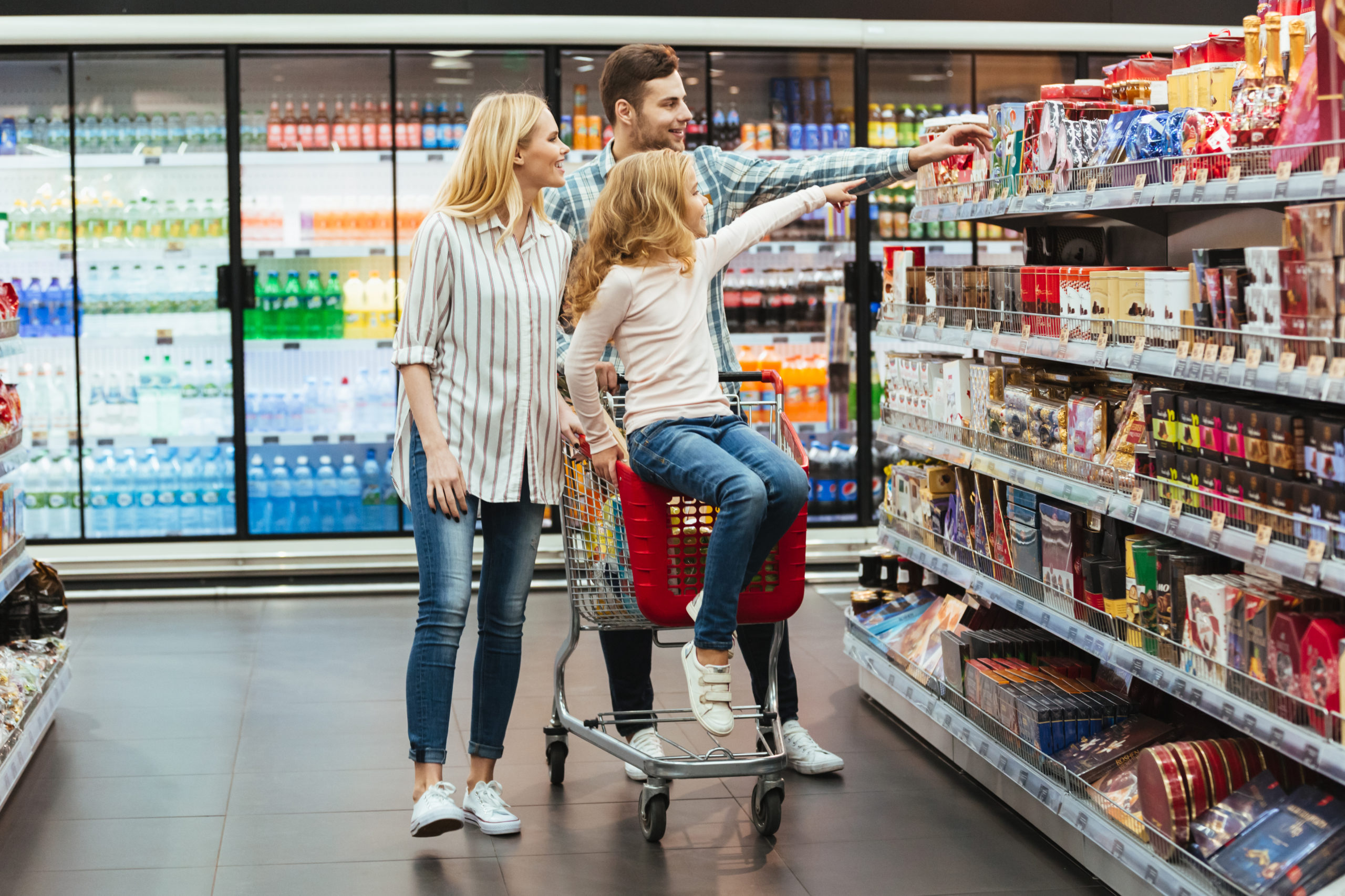 besoins artificiels- supermarche