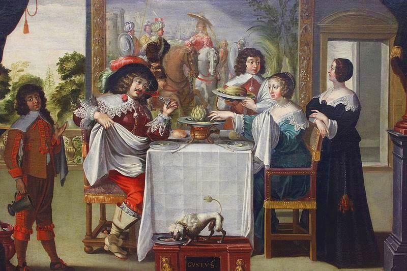 Le_Goût_-_anonyme_XVIIe_s_-_Musée_des_beaux-arts_de_Tours