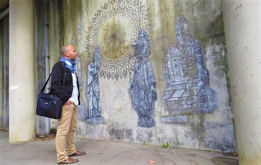 3 BALADES Street art à 14h, ou à 15h, ou à 16h, Jeudi 4 mars 2021