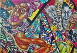 REPORTÉ- EXPOSITION  Street-artistes/Artistes femmes, 11 mars au 14 avril 2021