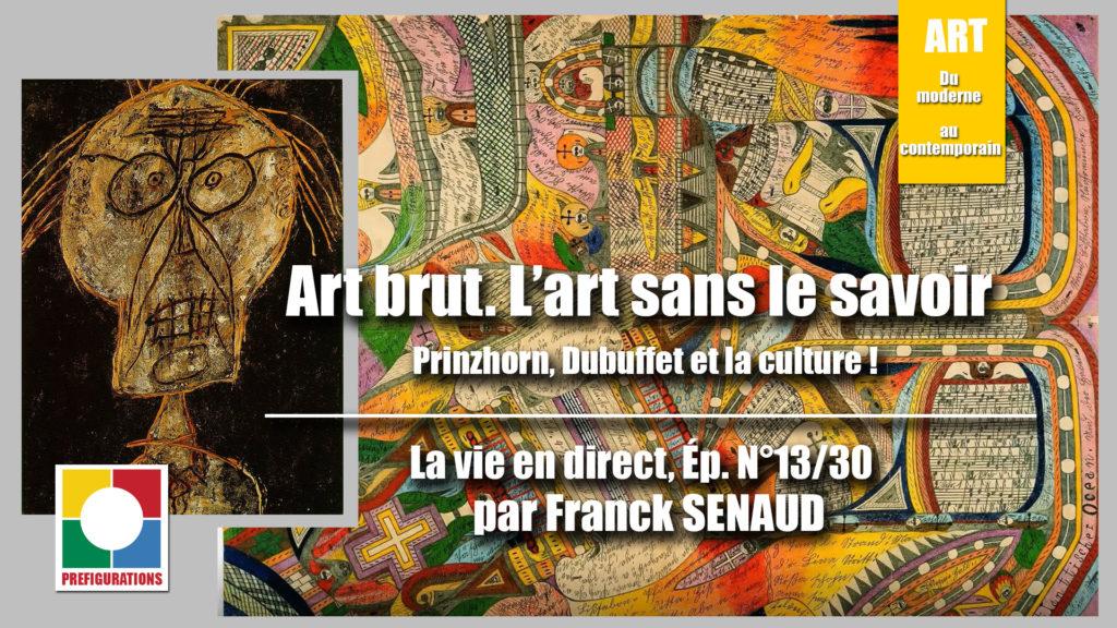 NOS VIDÉOS : HDA ÉPISODES 13, 14, 15, DE L'ART MODERNE À L'ART CONTEMPORAIN,