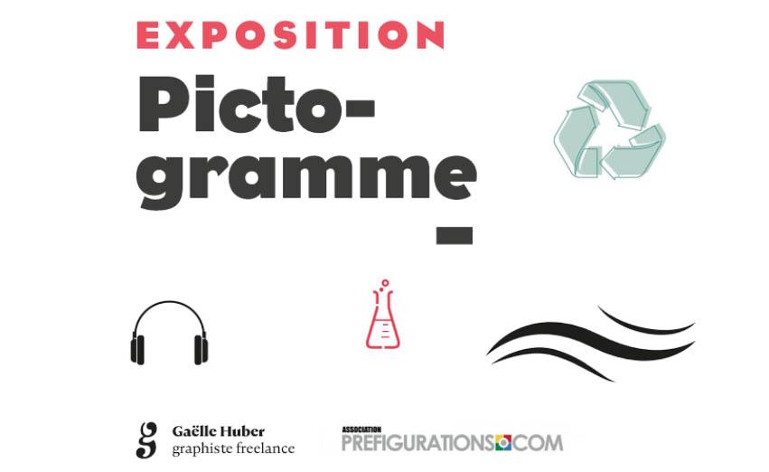 """EXPOSITION """"Pictogramme"""" du jeudi 6 mai au mer 30 juin 2021"""