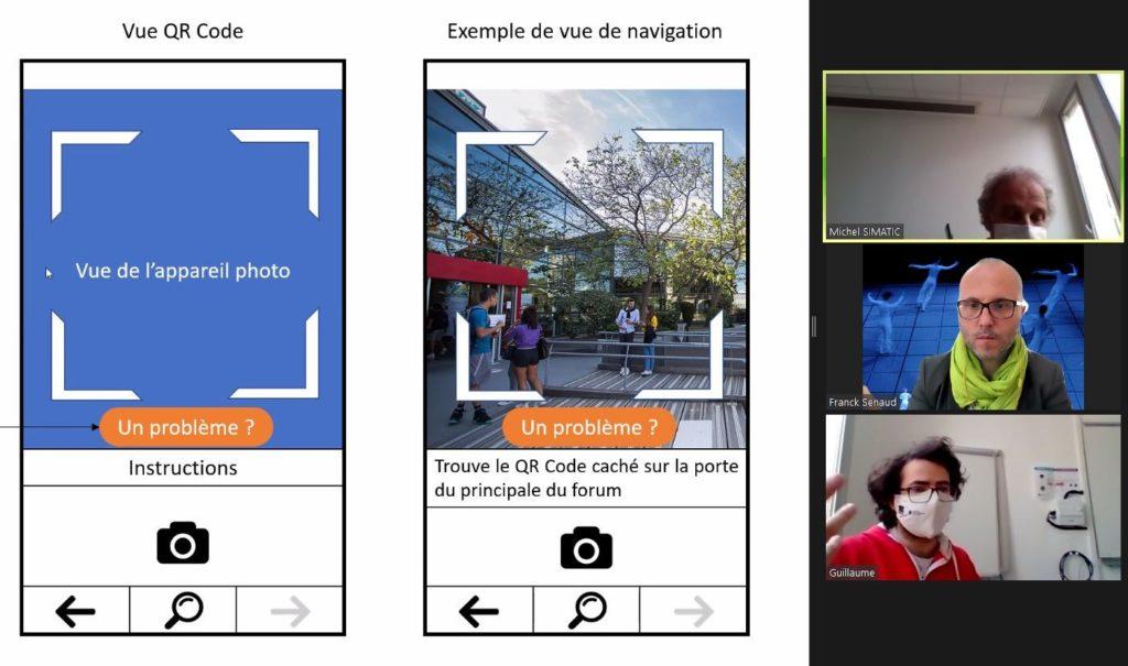 """VIE DE L'ASSO: avancement de l'appli """"Je suis ma ville"""""""
