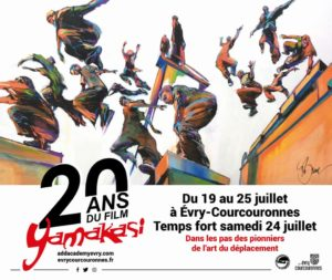 "Balades URBAINE ""Yamakasi, l'Art Du Déplacement"", Samedi 24 juillet 2021"