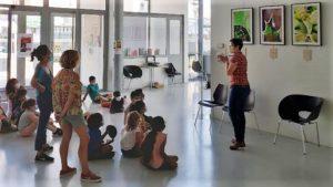 """VIE DE L'ASSO : Un succès pour l'expo """"Sylbohec"""" à la médiathèque Colette"""