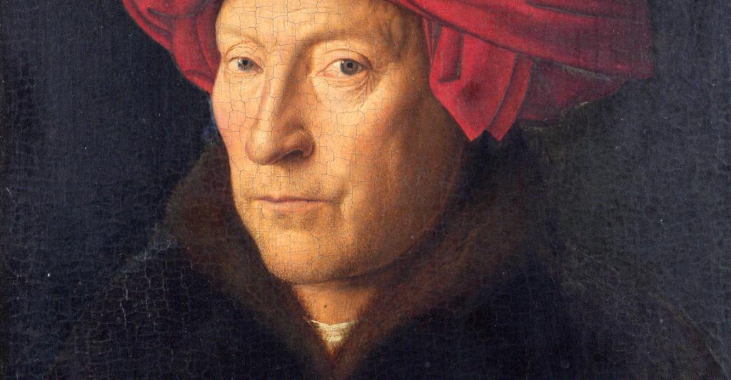 """Conférence HDA """"L'invention de l'ombre. Van Eyck et la renaissance flamande"""", Samedi 2 octobre 2021"""